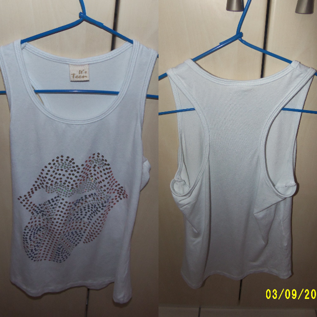 Blusa Rolling Stone